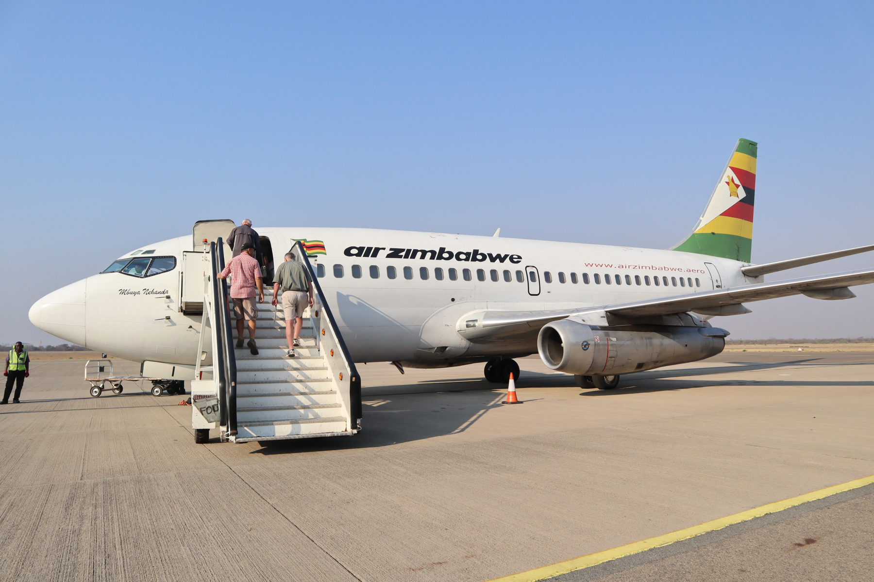 Air Zimbabwe moves in to curb arbitrage