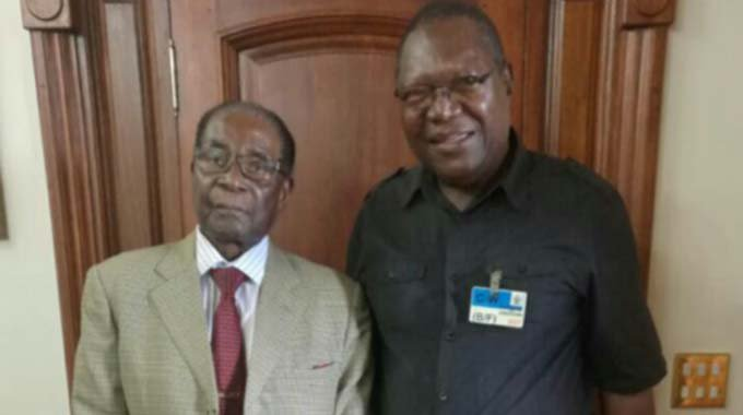 Mugabe backed NPF vows poll triumph