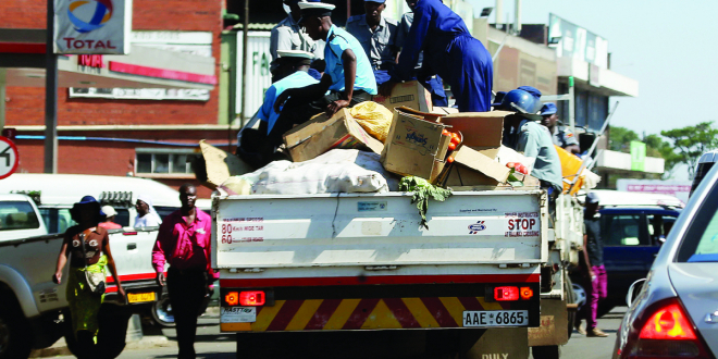 BCC to unleash night municipal cops on vendors