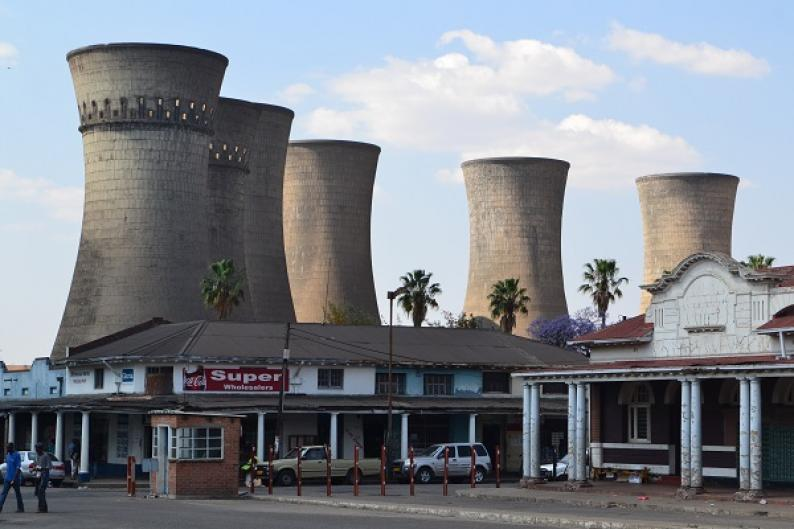 Bulawayo residents rally against demolition of cooling towers