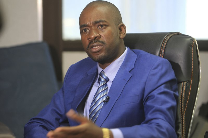 'I have a right to oversee congress,' says Chamisa