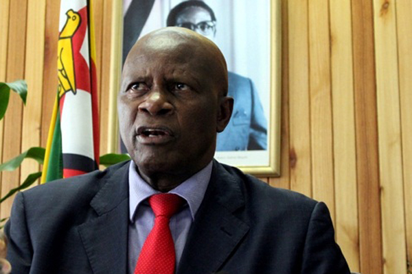 Chinamasa in fuel scandal
