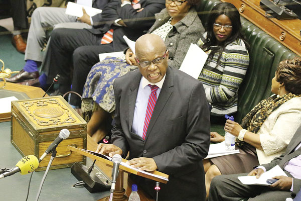 Chinamasa, Gumbo self-enrichment plan exposed