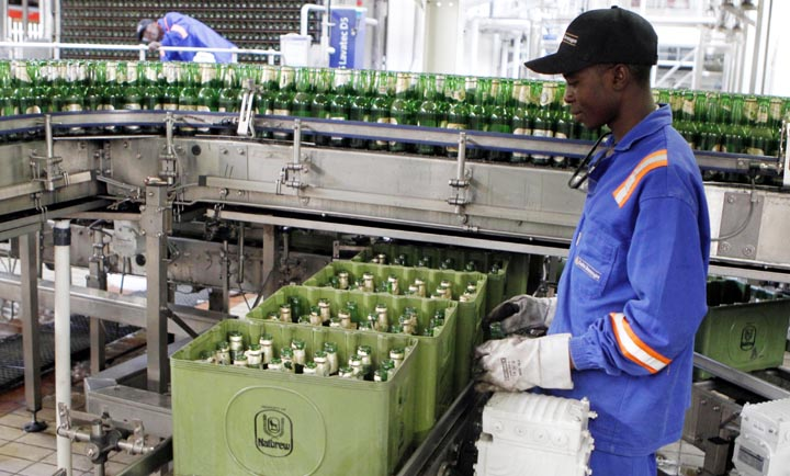 Lager beer volumes increase by 51%