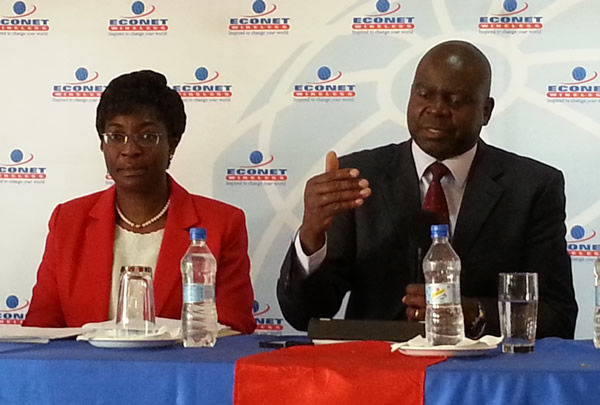 Econet drives towards cashless society