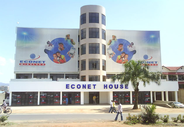 Econet launches mobile extension service
