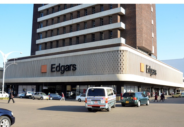 Edgars turnover up 37%