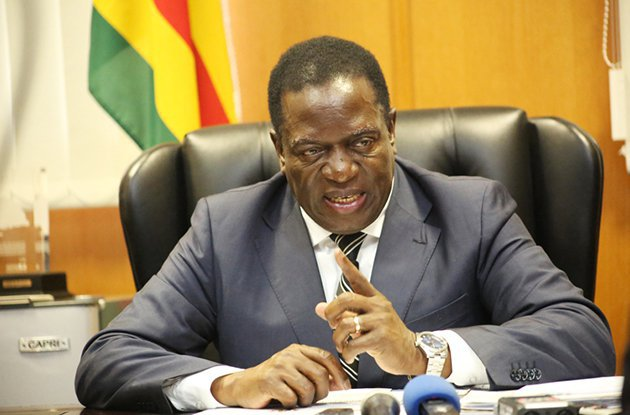 'Mnangagwa a down to earth leader with business mind'