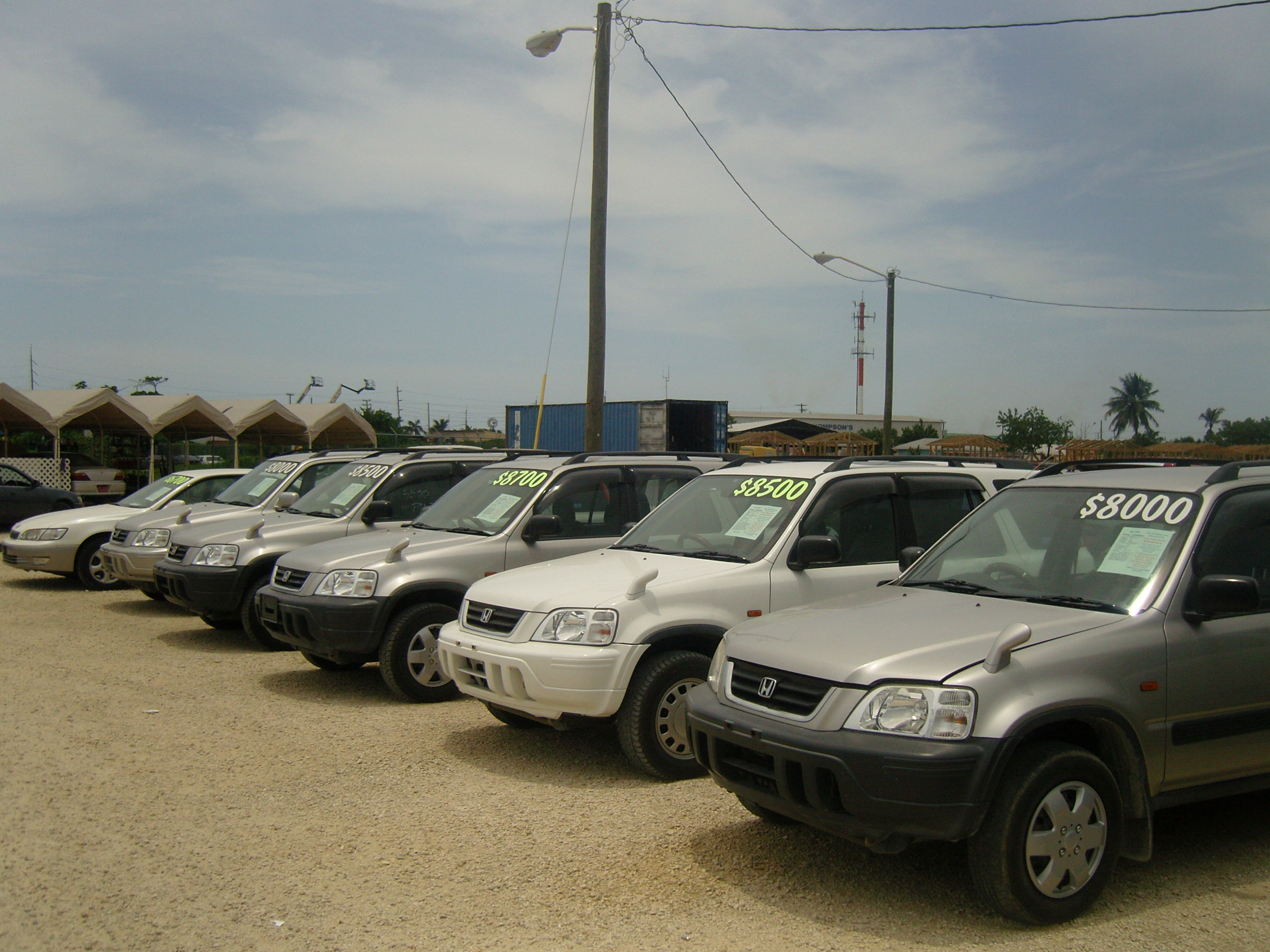 Zim To Ban Importation Of Second Hand Cars