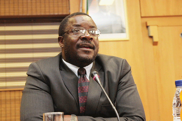 MDC poll demands outrageous, says Charamba
