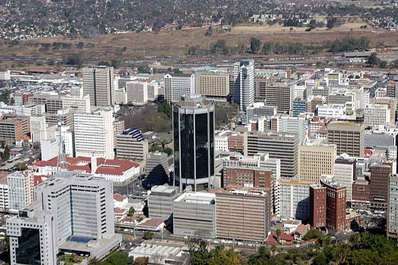 Harare City Council sells land to raise salaries