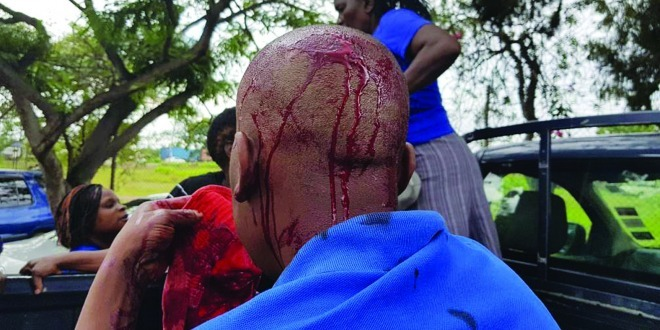 Zanu-PF must desist from violence