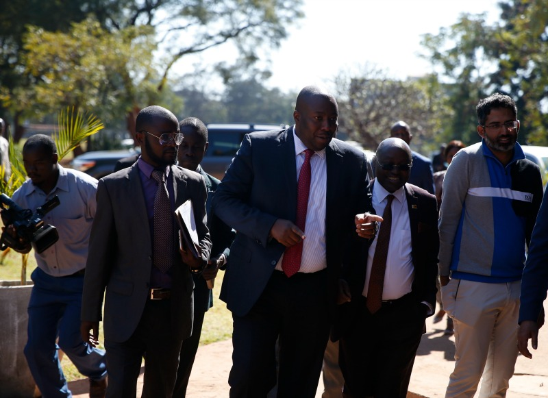 Kasukuwere narrates great escape