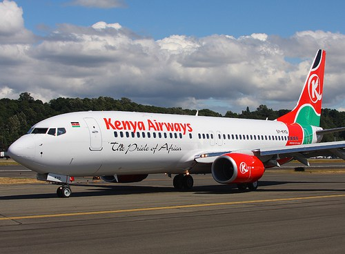 Kenya Airways joins Zimbabwe tourism drive