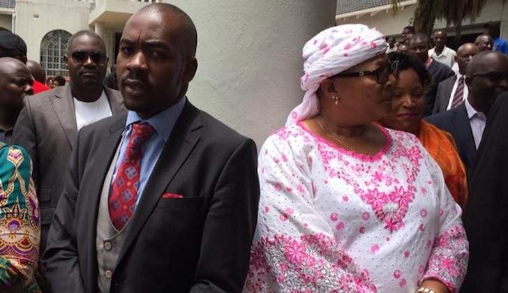 Chamisa, Khupe factions resolve name and symbol impasse