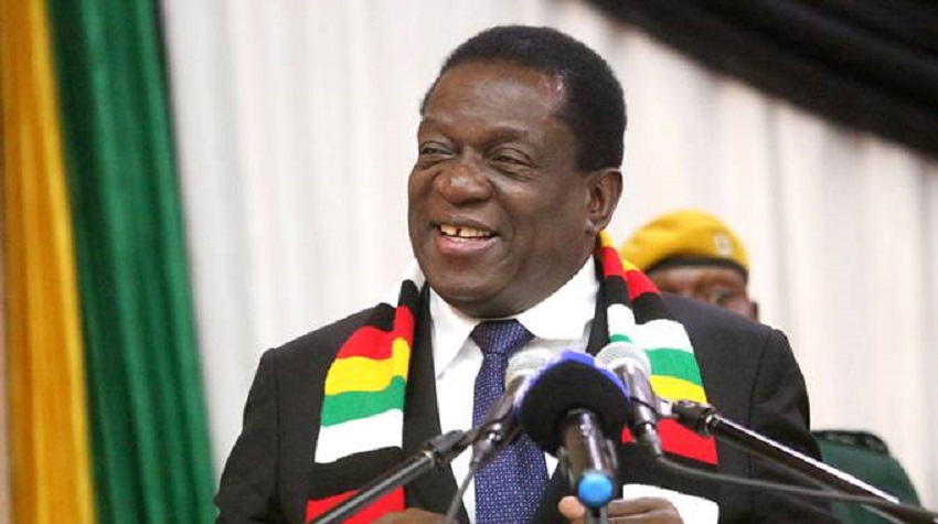 Mnangagwa pledges to pamper chiefs