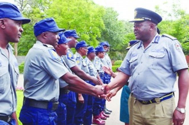 Police boss vows to weed out corrupt officers