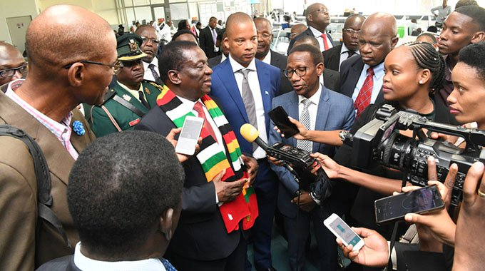 Mnangagwa told to 'bite the bullet'