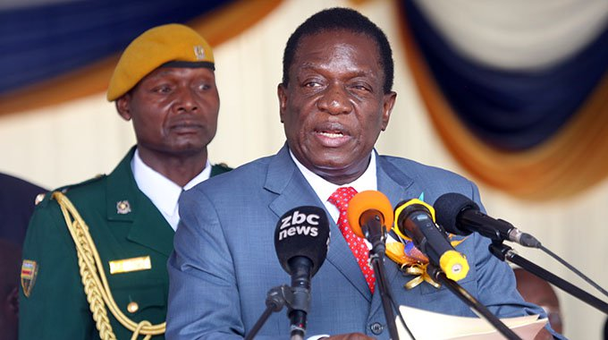 Mnangagwa to officially open the CEO's meeting