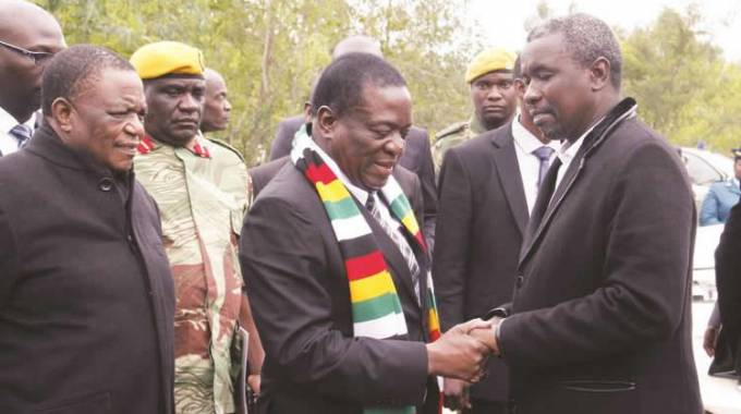 Zim to regain bread basket status, says Mnangagwa