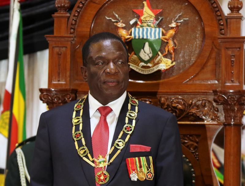 'Mnangagwa crafting laws to accommodate Chamisa'
