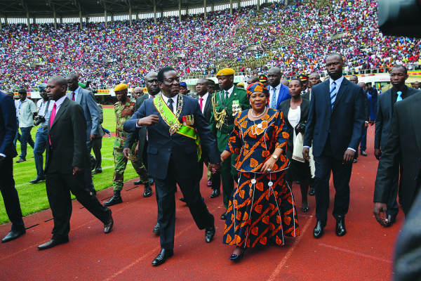 Mnangagwa wife's pay plan illegal, unsustainable