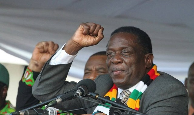Mnangagwa banks on Chinese bailout