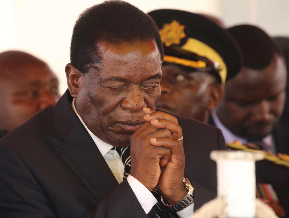'Zim 'coup' sets dangerous precedence for Sadc'