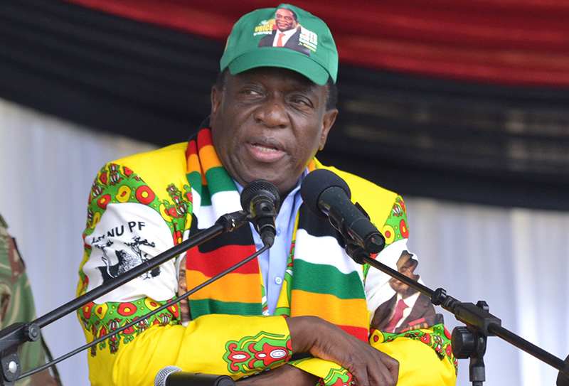 Mnangagwa cannot claim to be a Paul