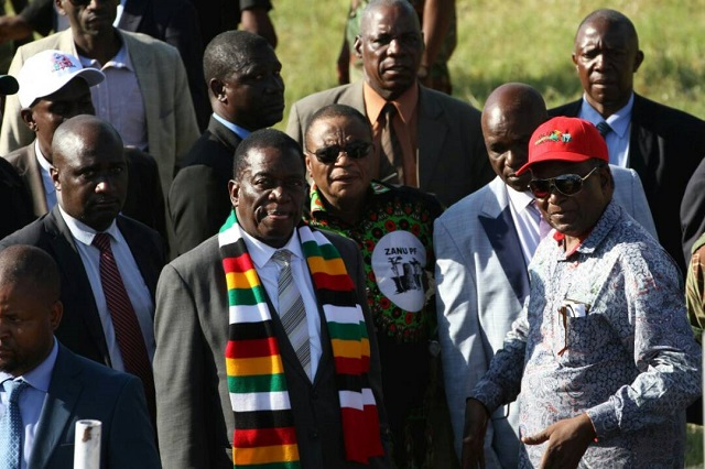 Masvingo roads get facelift ahead of Mnangagwa rally