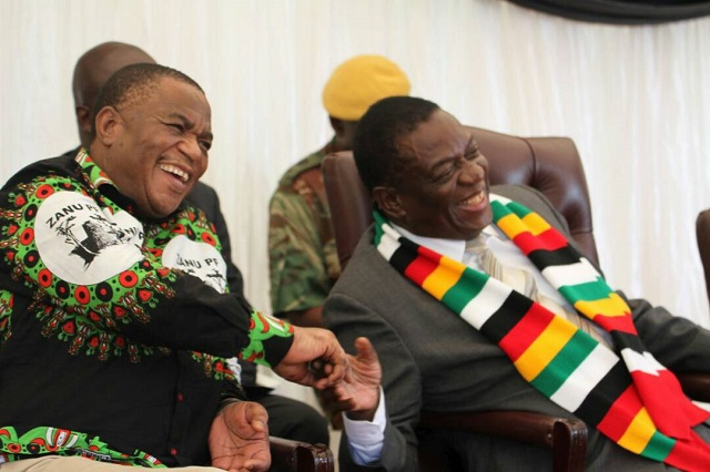 Mnangagwa court papers vanish