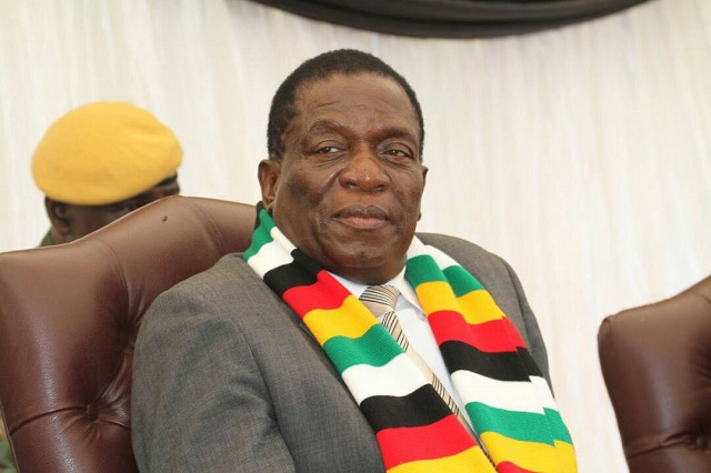 Mnangagwa's 'love child' fined for disorderly conduct