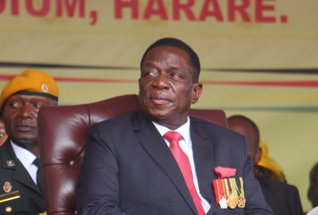 Mnangagwa bemoans slow law-making processes