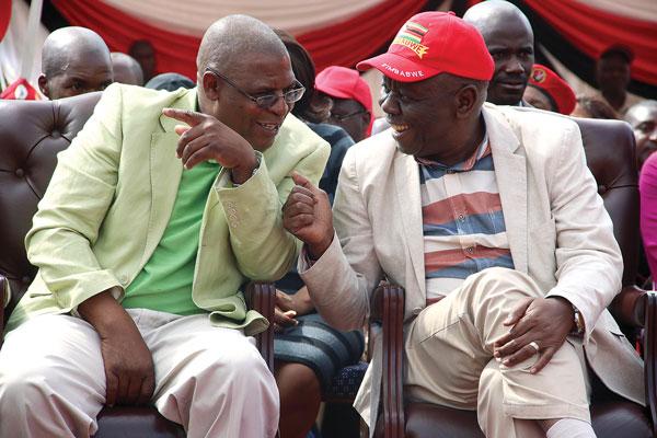 Tsvangirai Moves To Avert Another Mdc T Split