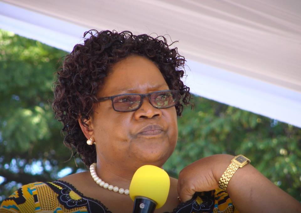 Mujuru says, 'Elections in shambles'