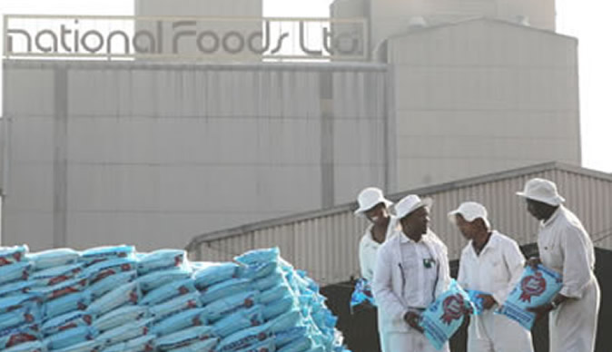 National Foods to invest $5m on capex