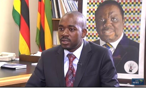 Chamisa wants to sell us a dummy again