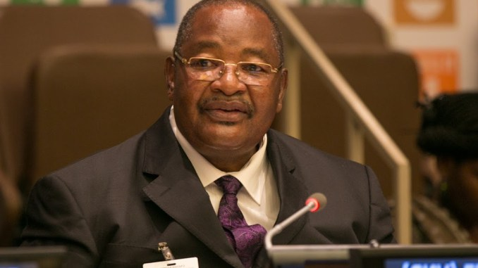 Obert Mpofu to lose Umguza plots