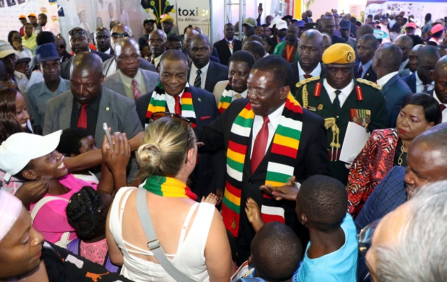 Mnangagwa to kick-start campaign in Manicaland