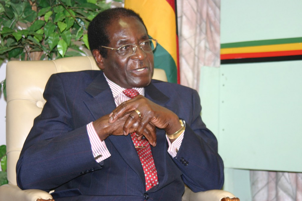 Mugabe names new finance, indigenisation and mining minister