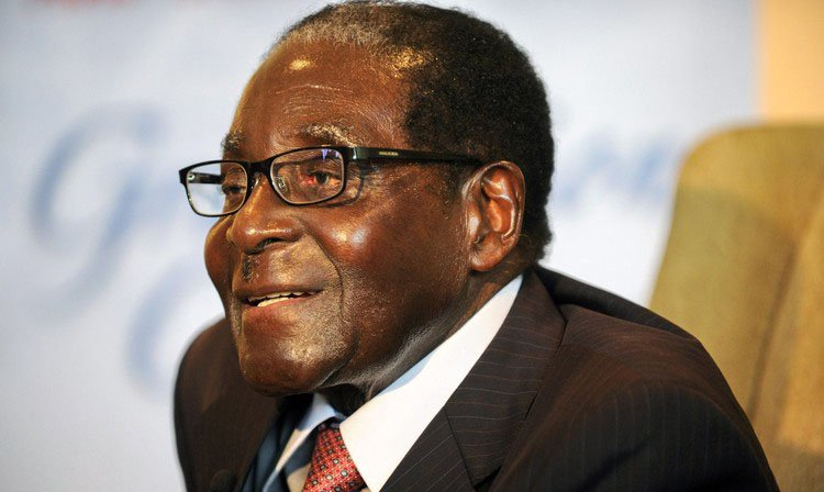 What happened to Mugabe's land reforms?