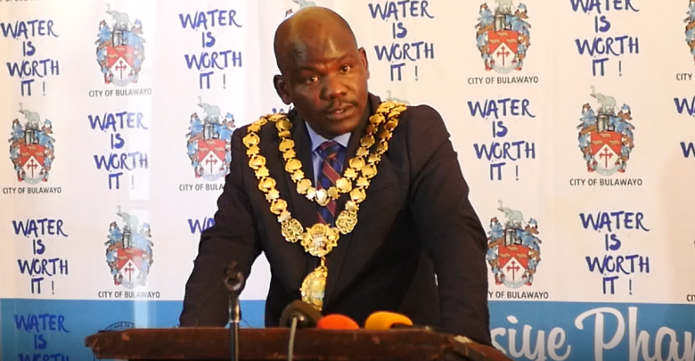 Bulawayo Mayor dismisses Kambarami's actions as a non-event