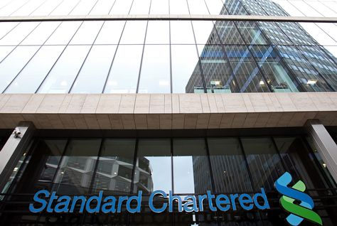 StanChart limits Visa Card use