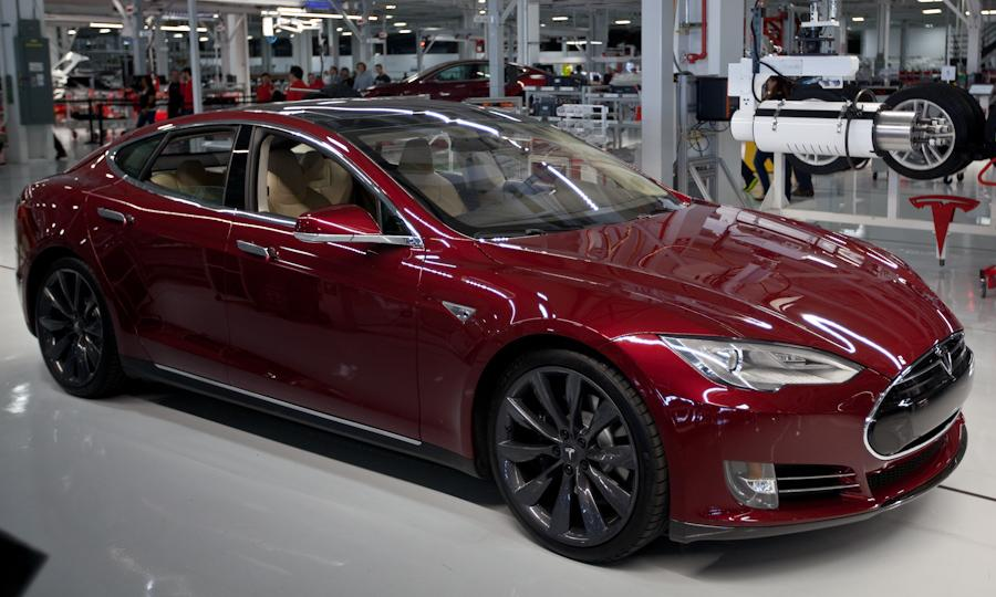 Tesla says model S Sedan receives top U.S. crash rating