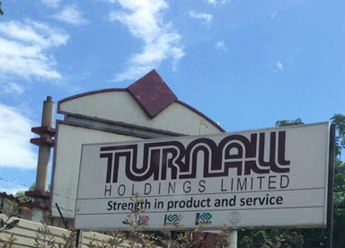 Turnall on the brink of bankruptcy