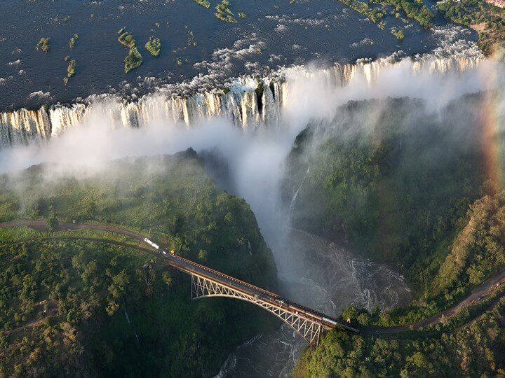 Brisk business for Victoria Falls tourism players