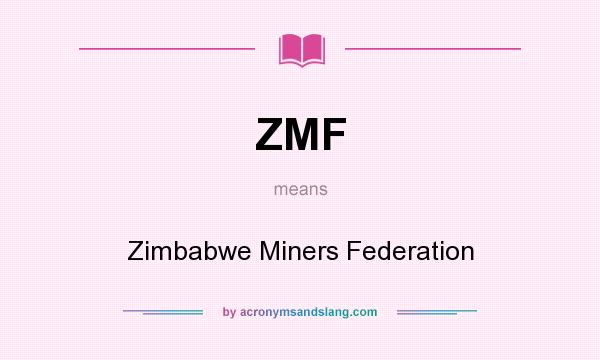 ZMF welcomes increase of gold support facility
