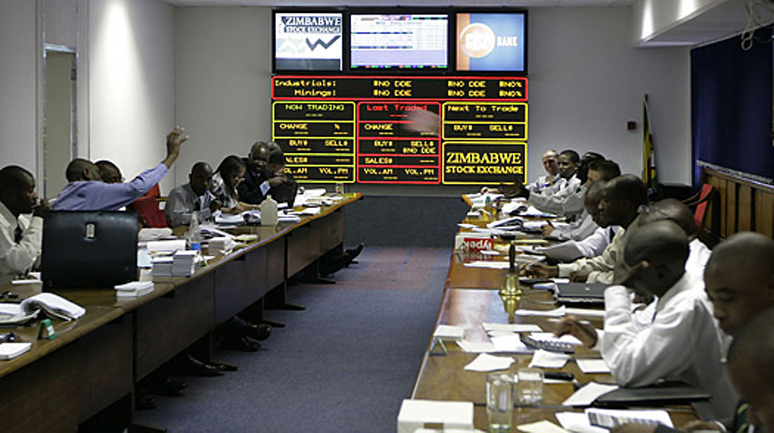 'Zimbabwe equities too expensive'