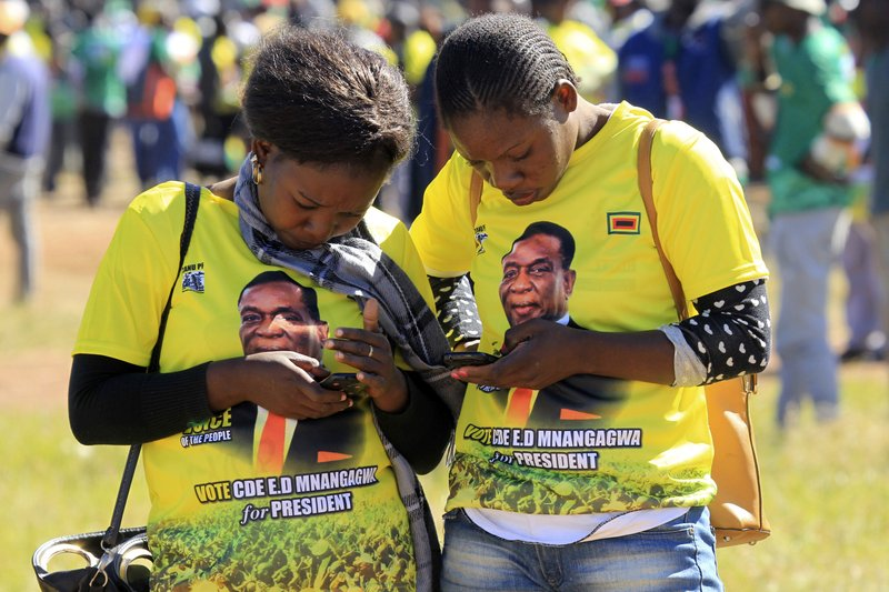 Zanu-PF to vote through secret ballot