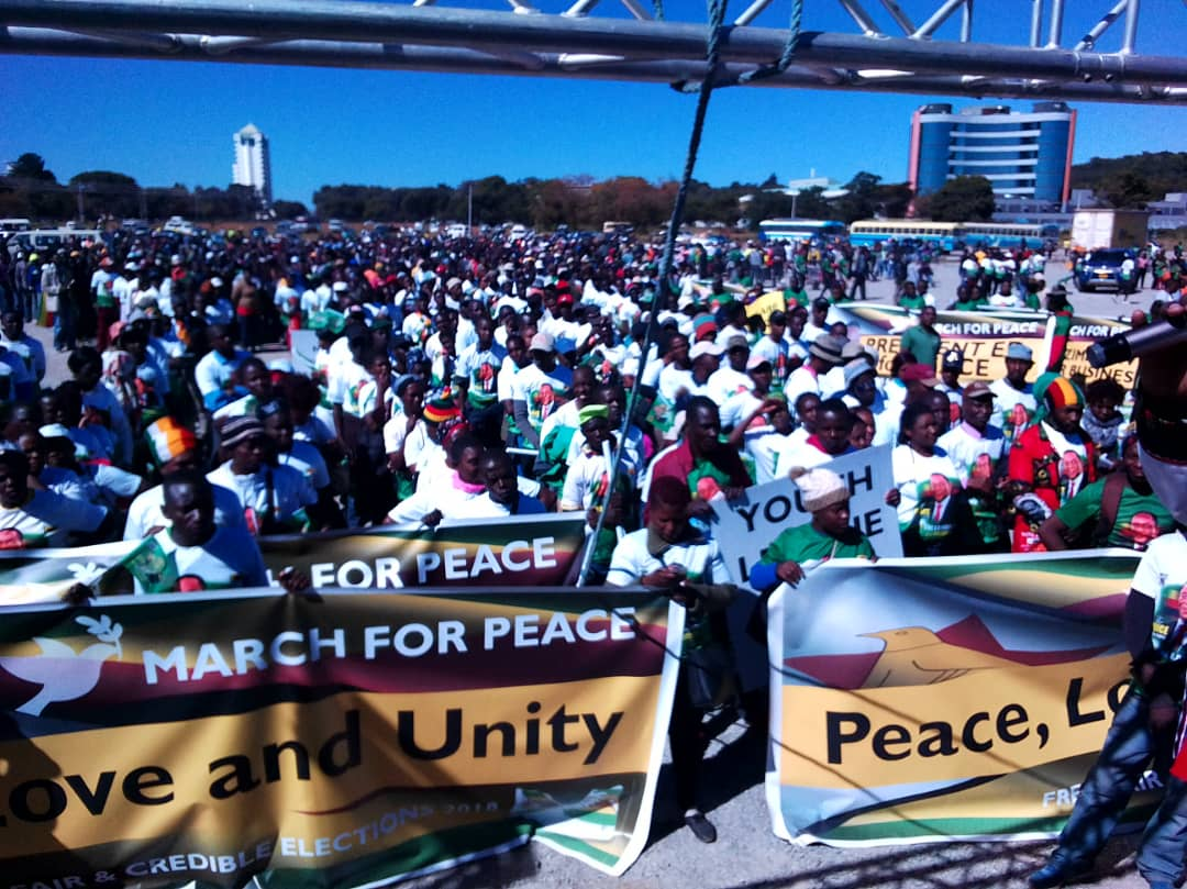 Zanu-PF Mat South eyes poll clean sweep